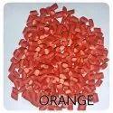 Orange Ldpe Granules, Packaging Type: Bag