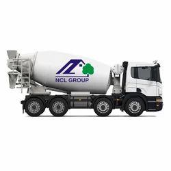 NCL M20 Grade OPC Ready Mix Concrete