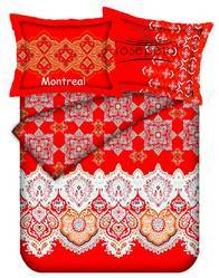 Montreal Bed Sheet Rosepetal