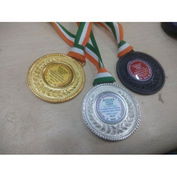 Round Shape Medal