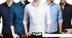 Cotton/Linen Men''S Corporate Cotton Shirts