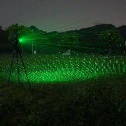 1 Non Jia J041 Green 500mw, 20kpps, Ilda, New Design Laser Lights