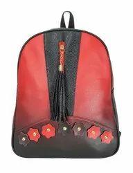 Red Girl Backpack