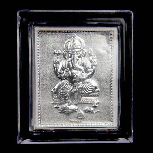 999 Silver Ganesh Frame View Specifications Amp Details Of
