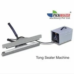 Tong Sealer Machine