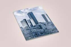 Printed Offset Real Estate Brochure, in Pan India