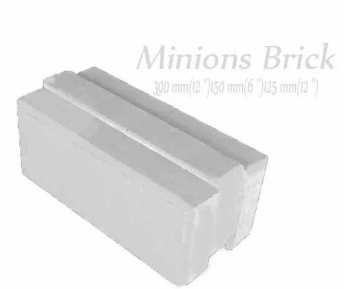 Minions Interlock Bricks Mbw00206 Size Inches 300 150 125 Mm Rs 43 Piece Id 17827665173