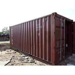 Stainless Steel Industrial Storage Container