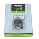 Jyoti Pear Pin - Steel - Assorted