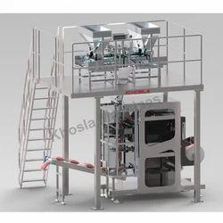 Vertex 550 Detergent Packing Machine