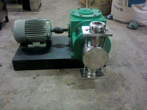 Metering Pumps - Single PTFE Diaphragm Pump Manufacturer from Nashik