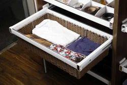 Wardrobe Rattan Basket