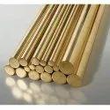 Round Brass rods
