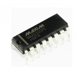MAX232CPE Integrated Circuit