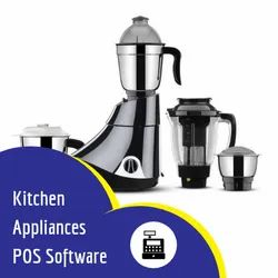 Kitchen Vessels Billing Software