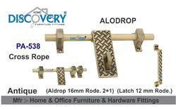 Cross Rope Aldrop & Latch