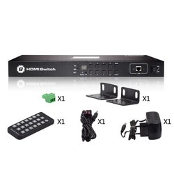 HDMI Switch 8 Port
