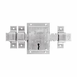 SS304 Zig-Zag 10 Turn Shutter Lock