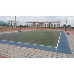 Synthetic Volley Ball Court
