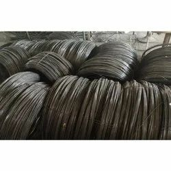 Mild Steel Black MS HHB Wire, For Construction, Packaging Type: Roll