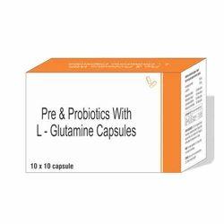 Pre Probiotics Capsule