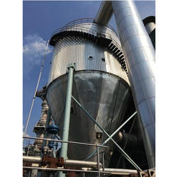 Stainless Steel Automatic Industrial Spray Dryer, 100- 50000 Kg