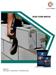 Block Jointing Mortar