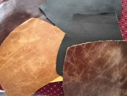 Buff Upholstery Leather