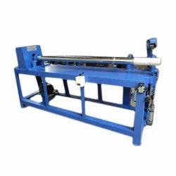 Semi Automatic Paper Core Cutting Machine