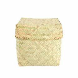 Bamboo Storage Momo Box
