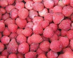 Tasty Frozen Strawberry