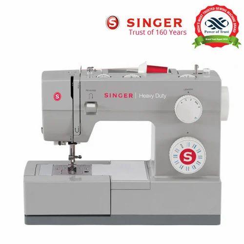 Singer Automatic FM 40 Motorized Zig Zag Sewing Machines Rs 40 Mesmerizing Singer Zigzag Sewing Machine