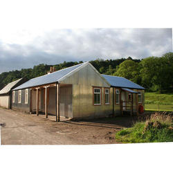 Steel Portable Bunkhouse