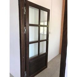 Ritikaawood Poly Wooden Door