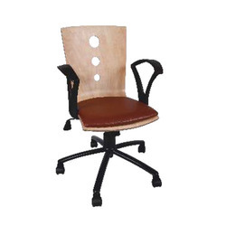 Used Domestic Revolving Chair