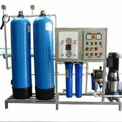 Stainless Steel Institutional RO Water Purifier, RO Capacity: 200-500 (Liter/hour)