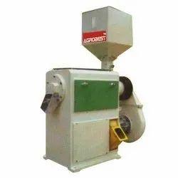 Horizontal Emery Rice Whitener Machine