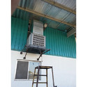 Outdoor Air Conditioning Duct System