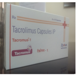 Tacromus 1mg Capsules