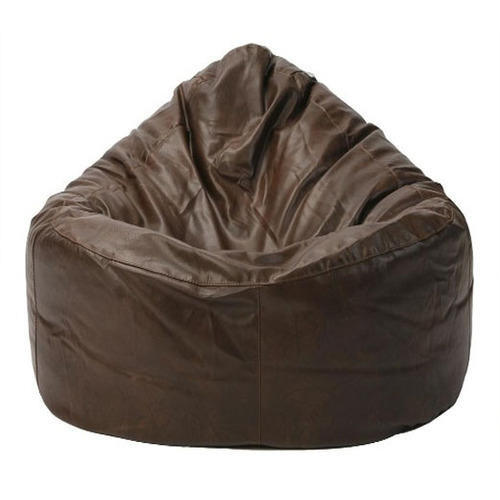 Amazing Leather Bean Bag Sofa Pabps2019 Chair Design Images Pabps2019Com