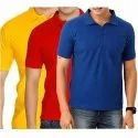 Men's Colored T Shirt
