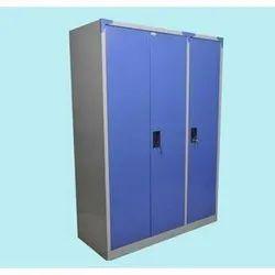 Triple Door Steel Almirah