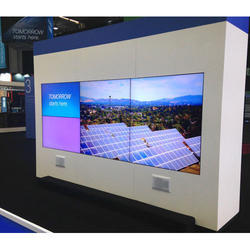 Rectangle Acrylic Interactive Digital Signage