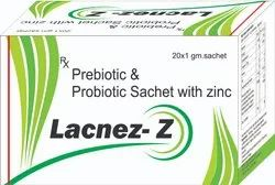 Prebiotic -Probiotic With Zinc Sachet