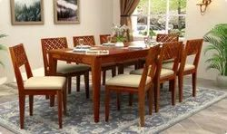Dining Table, Material: Wooden, Steel