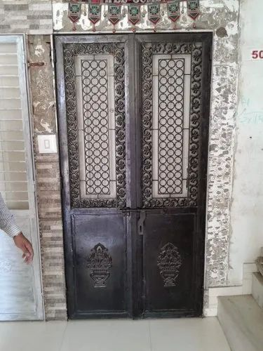Ms Safety Door Manufacturer From Ahmedabad