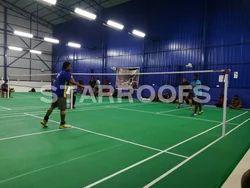 Badminton Court Sheds