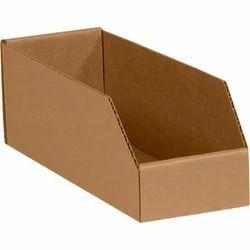 Bin Type Corrugated Box