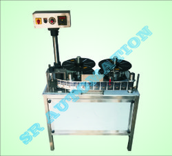 Label Counter Rewinder Machine