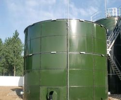 Sea Water Storage Silos